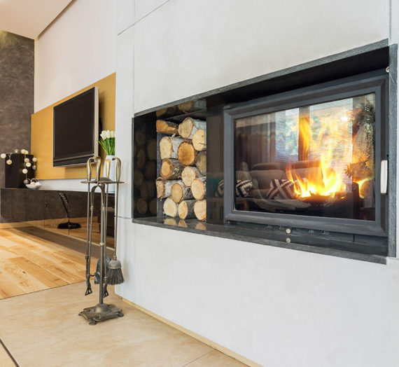 Minimalist Fireplace Ideas