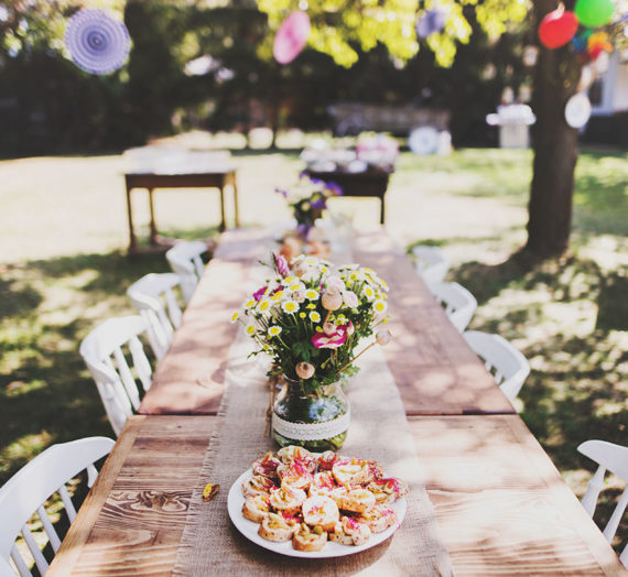 How To Host A Backyard Party?